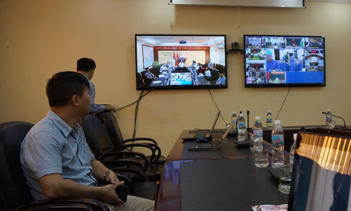Polycom's telemedicine solutions launched in Quang Ninh